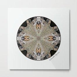 Burned Treasure #8 Metal Print