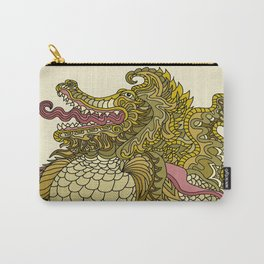 Dragon Royal Gold Carry-All Pouch