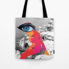SiLuEtte 1 woman Tote Bag