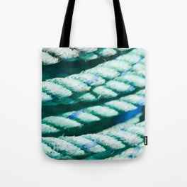 Nautical Rope II Tote Bag