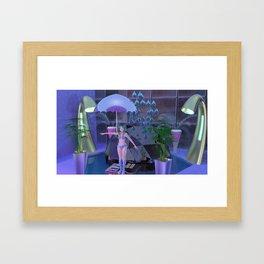 Sushi Baby Framed Art Print