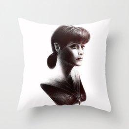 Blade Runner Poster Throw Pillow