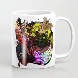 Majestic Show Horse Coffee Mug