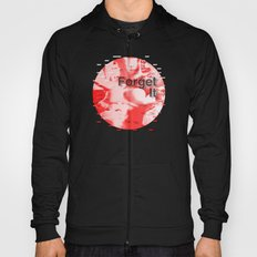 Forget It < The NO Series (Red) Hoody