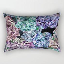 Precious Crystal Growth Rectangular Pillow