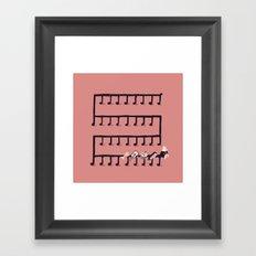 Music Maestro Framed Art Print