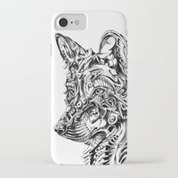dreamer iPhone & iPod Cases featuring Dreamer by René Campbell