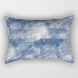 ABSTRACT SKY 6 Rectangular Pillow