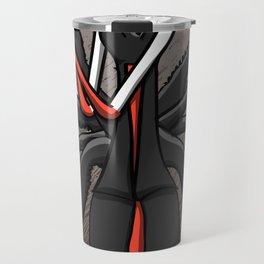 BLACK WIDOW Travel Mug