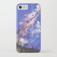 jelly fish iPhone & iPod Cases featuring Jelly Fish  by N A N A M I