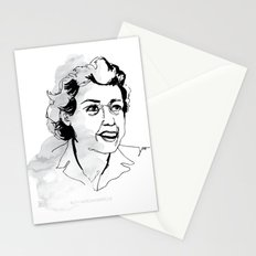 MAP: Ruth Barcan Marcus Stationery Cards