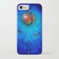 freedom iPhone & iPod Cases featuring Freedom by Walter Zettl