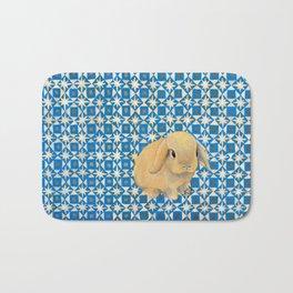 Charlie the Rabbit Bath Mat