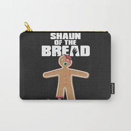 Shaun Of The Dead (Shaun Of The Bread) Carry-All Pouch