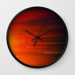 LoFi Wall Clock