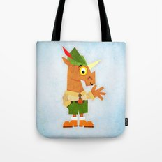 Reduce Reuse Recycle Unicorn Tote Bag