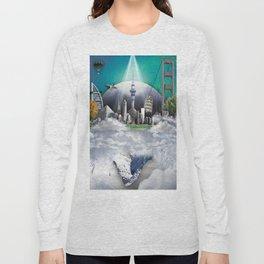 TOMORROW WORLD Long Sleeve T-shirt