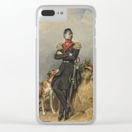 Wiz Khalifa King Clear iPhone Case