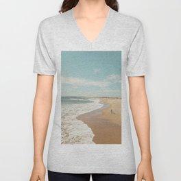 California Beach Unisex V-Neck