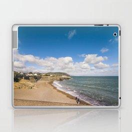 Irish sunny beach Laptop & iPad Skin