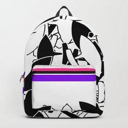 Ulu with 2 stripes Backpack