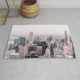 CHICAGO PANORAMA Rug
