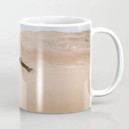 desert dust storm Coffee Mug