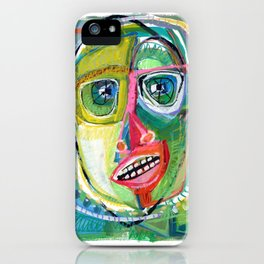 Innocent Bystander iPhone Case