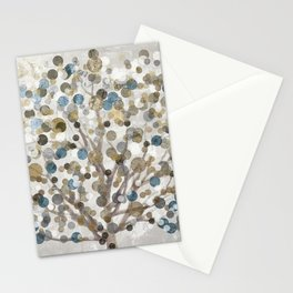 Bubble Tree Stationery Cards