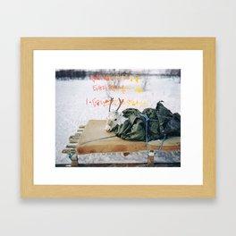 /HRIGLIPHC~~~~~ Framed Art Print