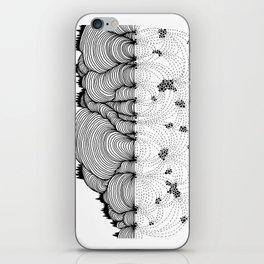 Beneath the Hills iPhone Skin