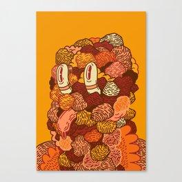 Monotony Canvas Print