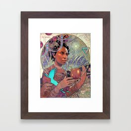 The Surveyor Framed Art Print