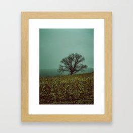 GHOST IN THE EMPTY V2 Framed Art Print