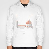 florence Hoodies featuring FLORENCE ARCADE by TommiGiomi
