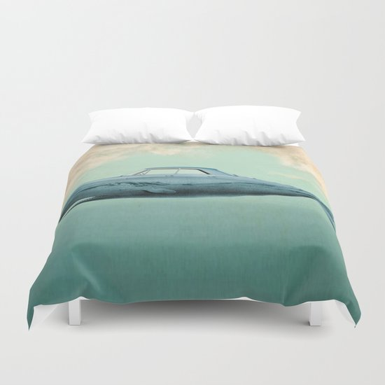 the Buick of the sea 02 Duvet Cover