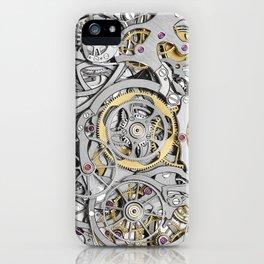 Watch Mechanism iPhone Case