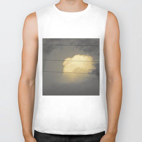 Cloud Biker Tank