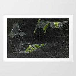 Concept art ez3 Art Print