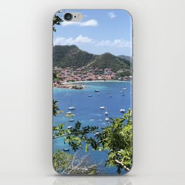 Iles des Saintes iPhone Skin
