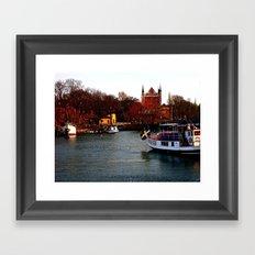 Stockholm, Sweden  Framed Art Print