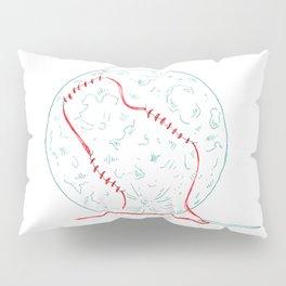 Suturing Pillow Sham