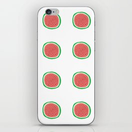 watermelons iPhone Skin