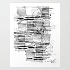 Polyharmonic Art Print