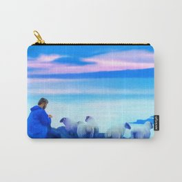 Someone to watch over us Carry-All Pouch