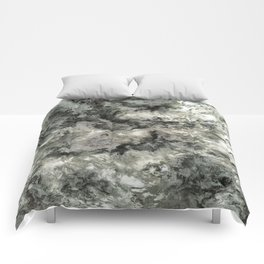 Dragged Comforters