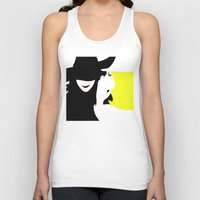 wicked Tank Tops featuring Wicked by Laura