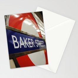 Baker Street Station Stationery Cards