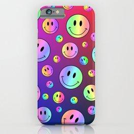 Smile Emoji iPhone Case