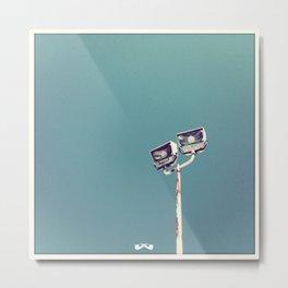 Skewered Light. Metal Print
